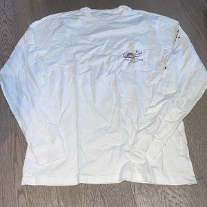 Vineyard vines unisex long sleeve shirt